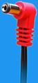 Flex 2030 DC Plug 30cm Positive