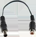Link L0110 EIAJ to RCA 10cm