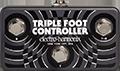 Triple Foot Controller