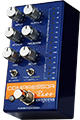 Bass Compressor Blue