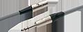 MIDI Cable DIN-TRS 1 m