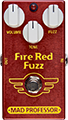 Fire Red Fuzz