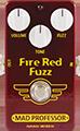 Fire Red Fuzz HW