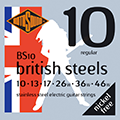British BS10 Stainless Steel 10 13 17 26 36 46