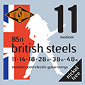 British BS11 Stainless Steel 11 14 18 28 38 48