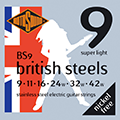 British BS9 Stainless Steel 9 11 16 24 32 42