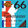 Swing Bass 66 FM66 Stainless Steel Funkmaster 30 50 70 90