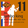 Jumbo King JK11 Phosphor Bronze 11 15 22 30 42 52