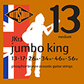 Jumbo King JK13 Phosphor Bronze 13 17 26 34 46 56