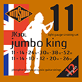 Jumbo King JK30L Phosphor Bronze 12 String 11 14 10 12 20 26 - 11 14 24 30 38 52