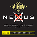 Nexus Coated Type 52 Strings 40 60 80 100