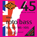 Roto Bass Nickel (Unsilked) 45 65 85 105
