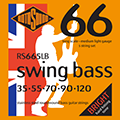 Swing Bass 66 RS665LB Stainless Steel 5 String 35 55 70 90 120