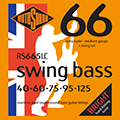 Swing Bass 66 RS665LC Stainless Steel 5 String 40 60 75 95 125