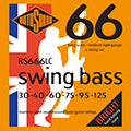 Swing Bass 66 RS666LC Stainless Steel 6 String 30 40 60 75 95 125