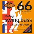 Swing Bass 66 RS666LD Stainless Steel 6 String 35 45 65 80 105 130