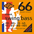 Swing Bass 66 Stainless Steel 8 String 20 30 35 45