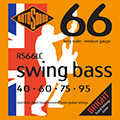 Swing Bass 66 Stainless Steel 40 60 75 95