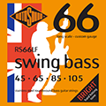Swing Bass 66 RS66LF Stainless Steel 45 65 85 105