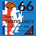 Swing Bass 66 RS66LN Nickel 45 65 80 100