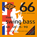 Swing Bass 66 RS66S Stainless Steel Short 40 50 75 90