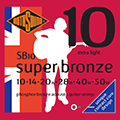 Super SB10 Psd Phosphor Bronze 10 14 20 28 40 50