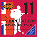 Super SB11 Psd Phosphor Bronze 11 15 22 30 42 52