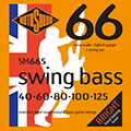 Swing Bass 66 SM665 Stainless Steel 5 String 40 60