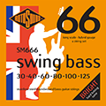 Swing Bass 66 SM666 Stainless Steel 6 String 30 40
