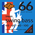 Swing Bass 66 SM66N Nickel 40 60 80 100
